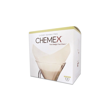 Filtres Chemex blancs x100