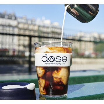Keep cup exchange by DOSE