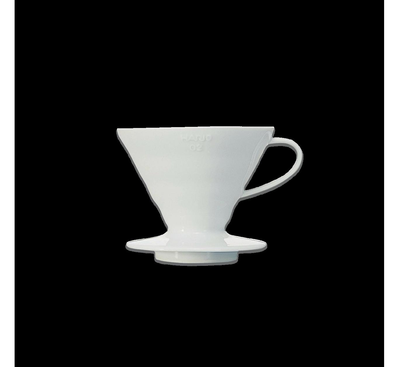V60 céramique blanche 1/4 tasses